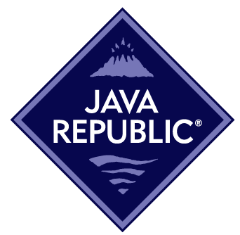 Java Republic Organic Tea and Coffee Logo