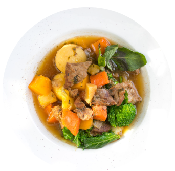 Irish Stew St Patricks Day Lunch Main Course 17th March 2020 Old Music Shop Restaurant Dublin